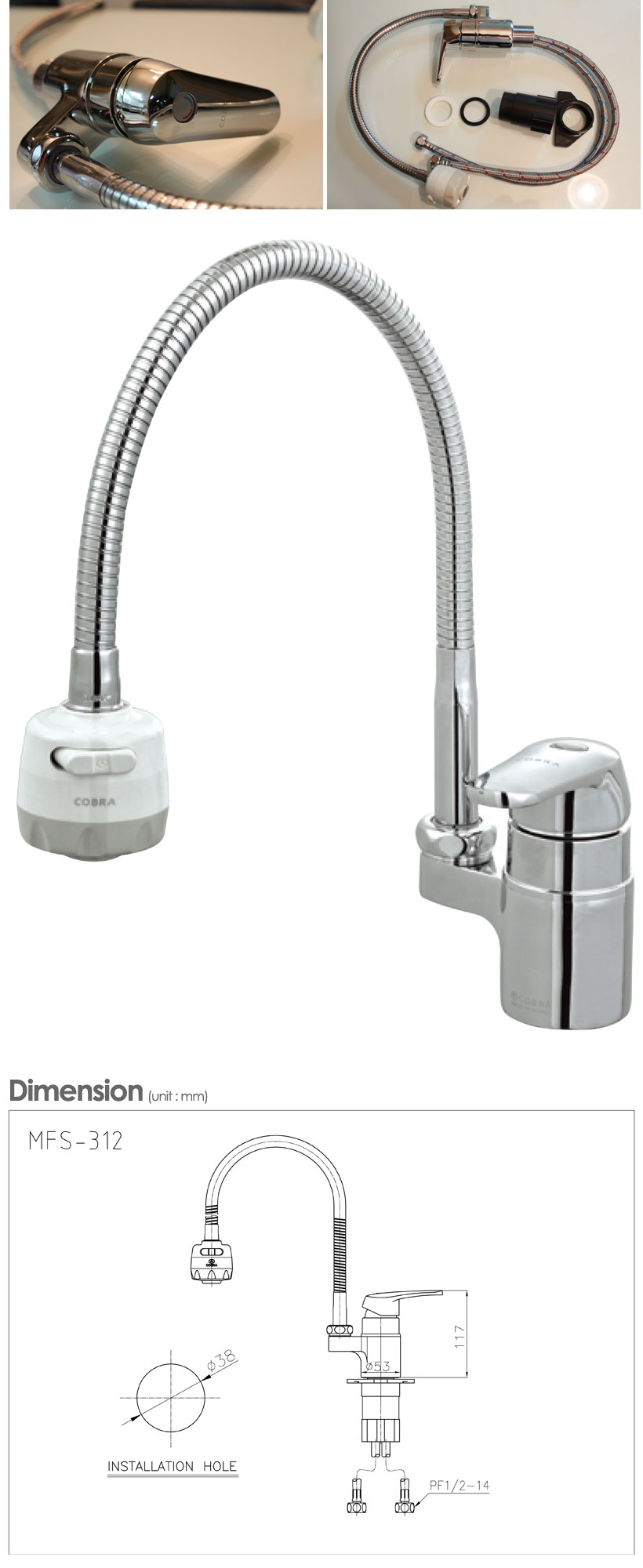 kitchen faucet installation types - 28 images - kitchen faucet with ...